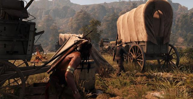 تعرف على لعبة الغرب الأمريكي This Land is My Land التي ستتيح لنا تقمص دور الهنود الحمر!