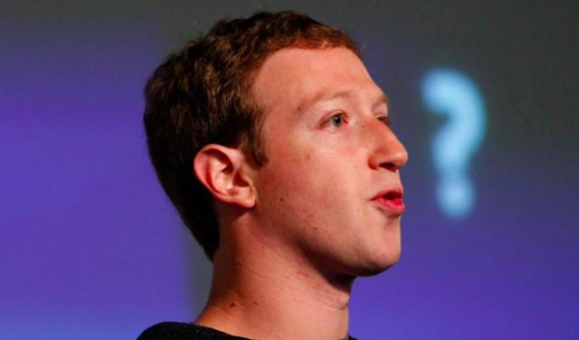 Facebook CEO Mark Zuckerberg net worth