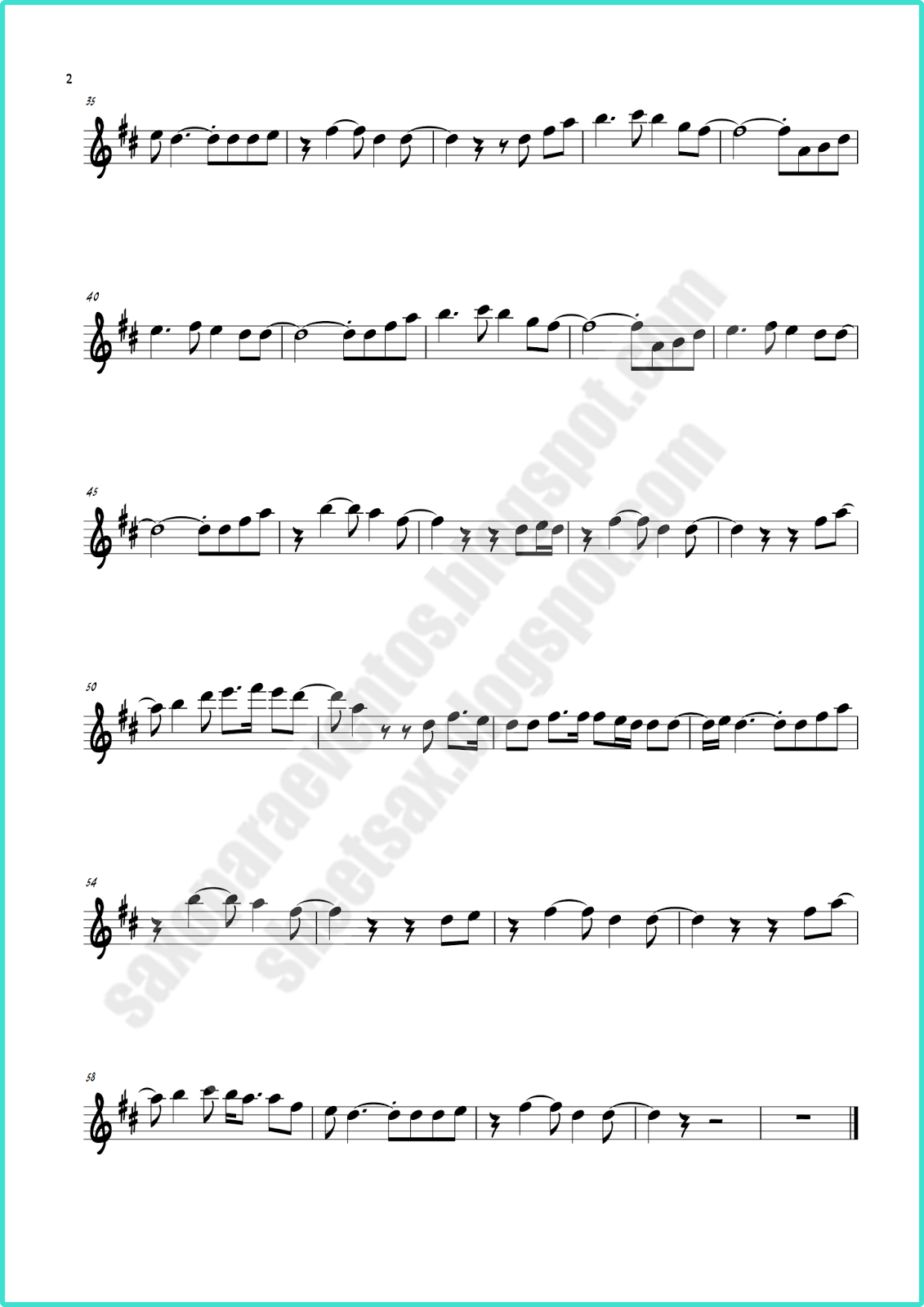 Stay With Me by Sam Smith (Free sheet music and playalong) | Free