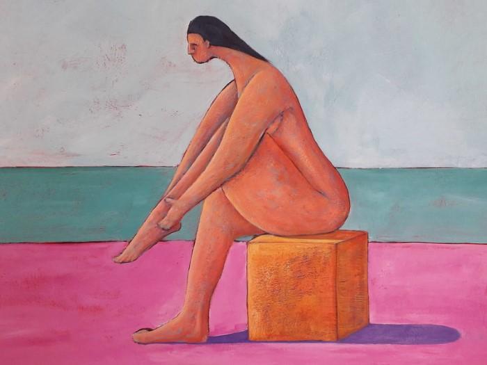 Новозеландский художник.