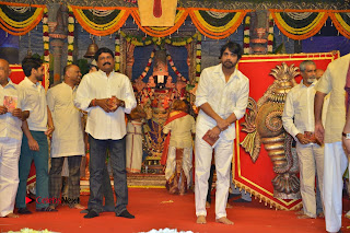 Om Namo Venkatesaya Telugu Movie Audio Launch Event Stills  0379.JPG