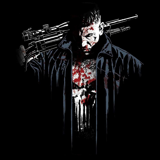 The Punisher Wallpaper Engine