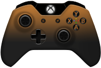copper shadow xbox one controller
