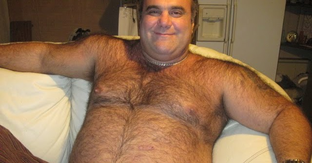 Hairy Mature Man 64
