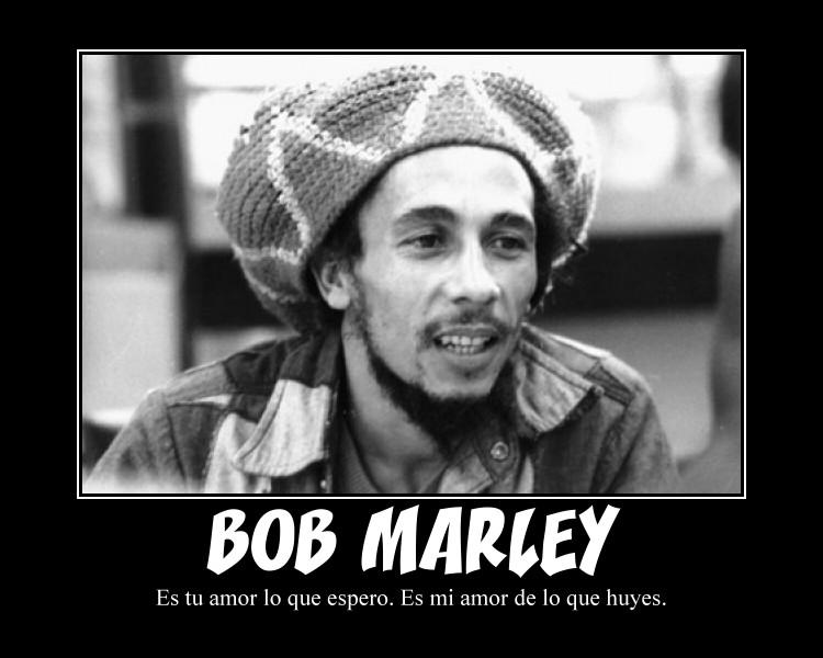 Frases De Bob Marley Sobre O Amor
