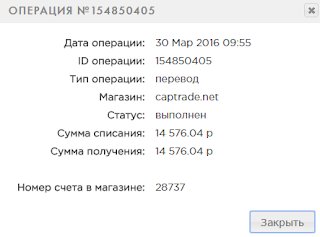 captrade.net ммгп