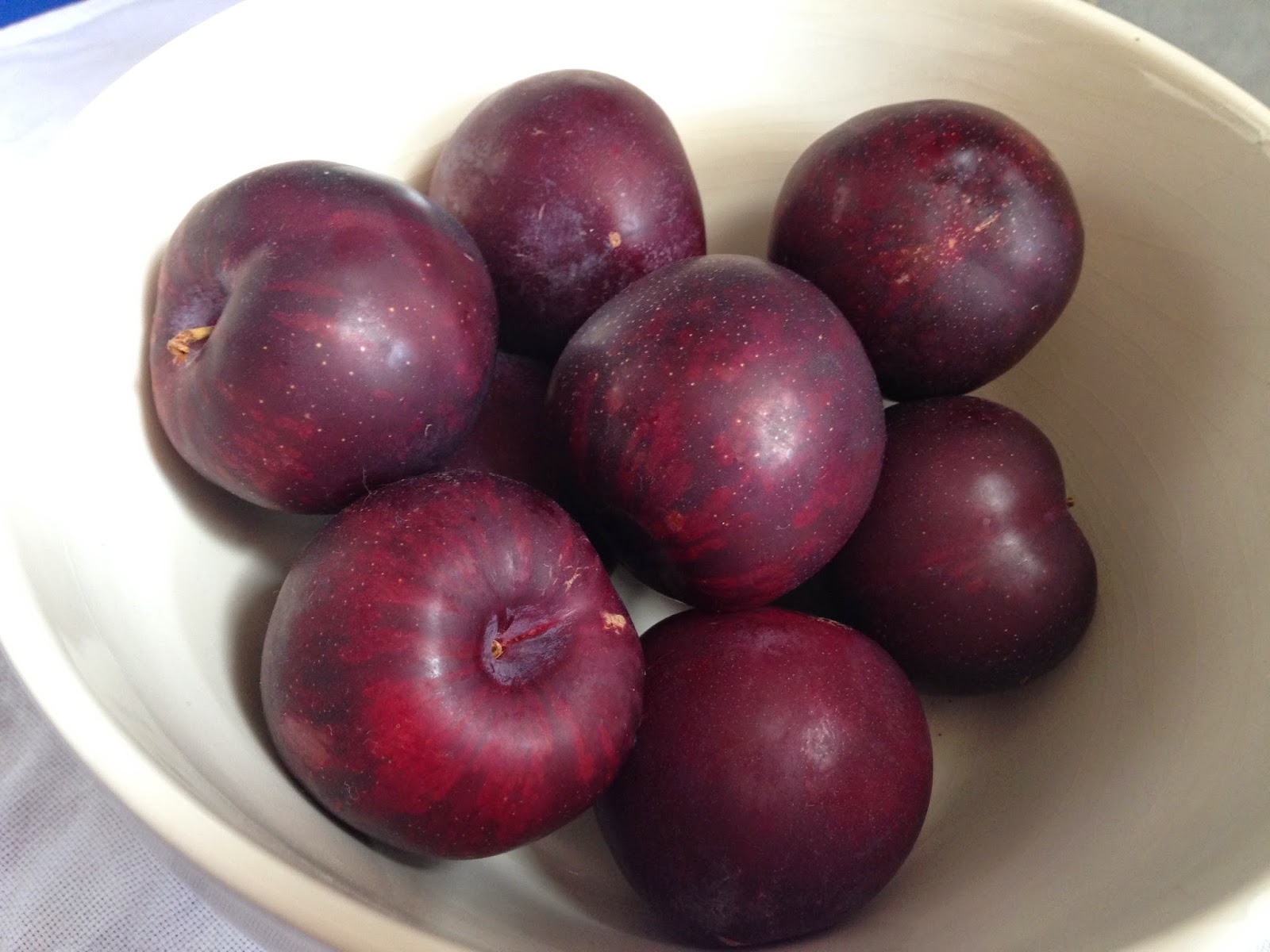 Plums | salt sugar and i