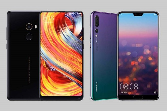 Huawei P20 and P20 Pro Handsets