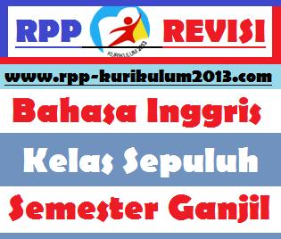 gambar rpp k13 revisi 2017 sma bahasa inggris kelas 10 doc