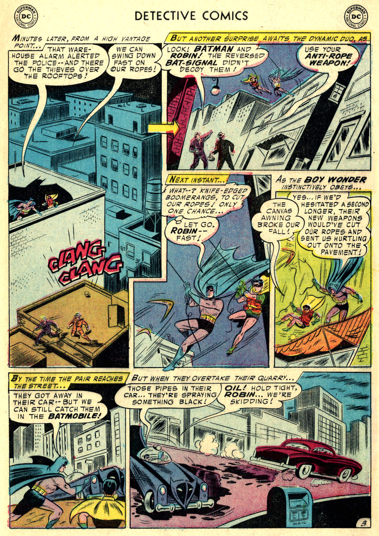 Read online Detective Comics (1937) comic -  Issue #236 - 5
