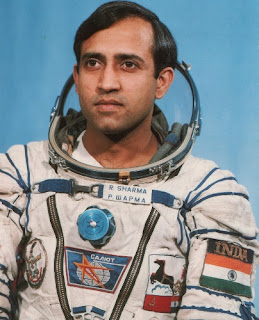 Rakesh Sharma First Indian To Go Into Space