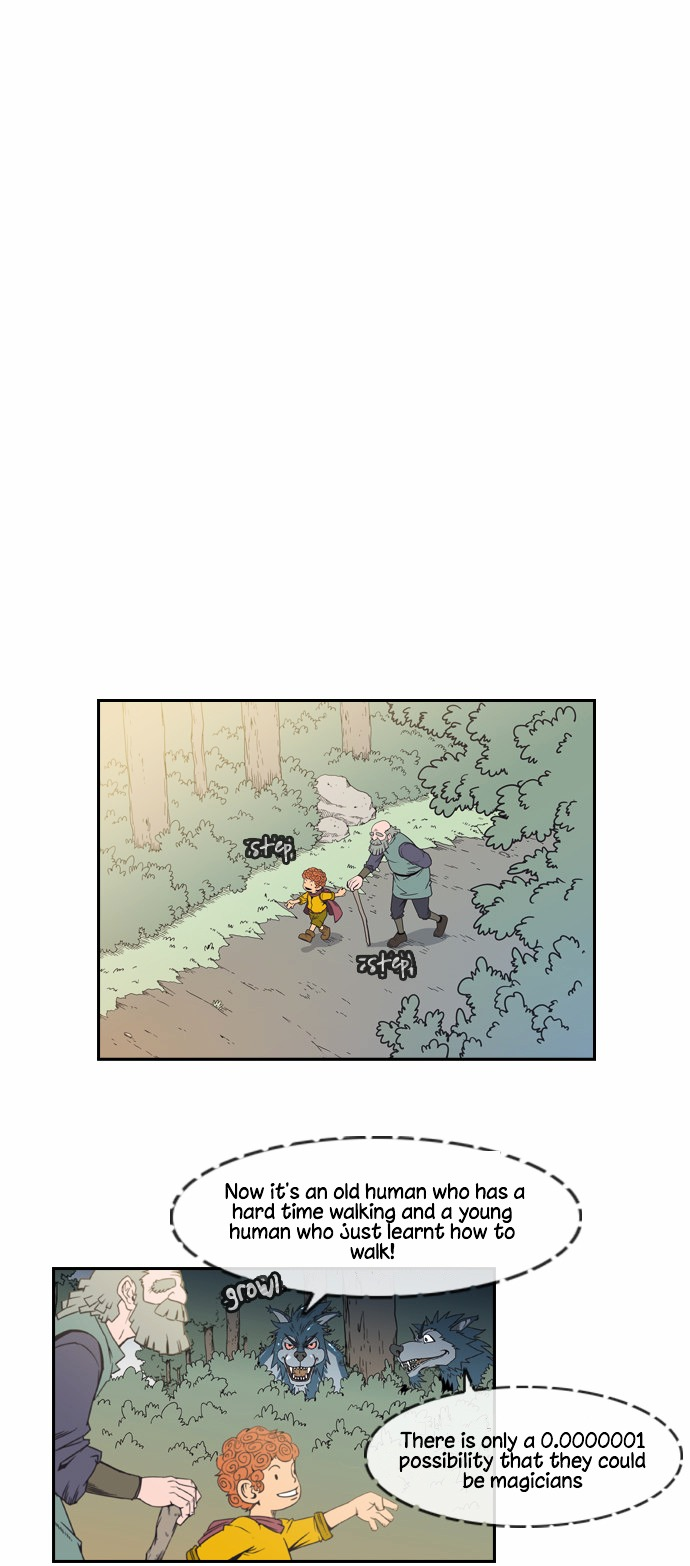 Magic scroll merchant Zio - Chapter 1