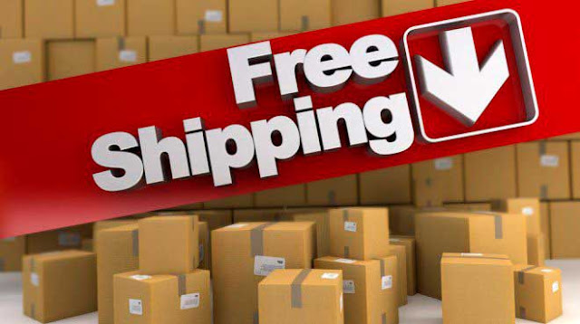 In addition to sites that offer free shipping with no minimum, shopping at stores with flat rate shipping can be a great way to save. Flat rate shipping means that all orders ship at the same rate, whether you're ordering a scarf or a sofa.
