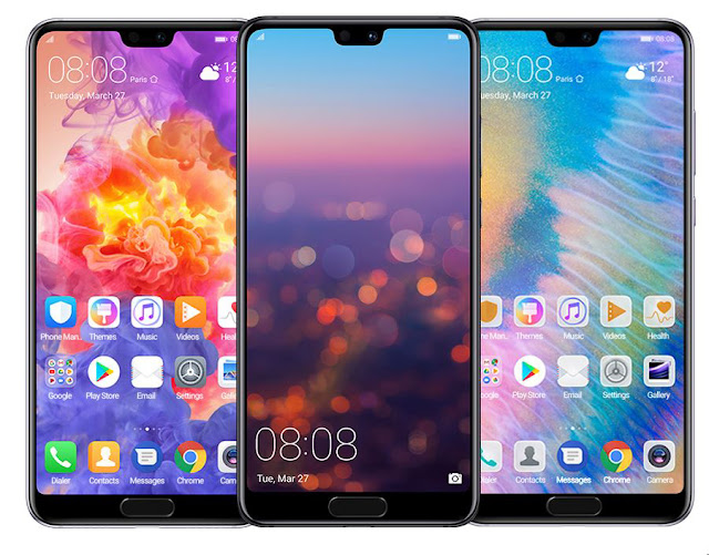 Huawei P20 Pro, P20 Lite to be Launched in India, on April 24