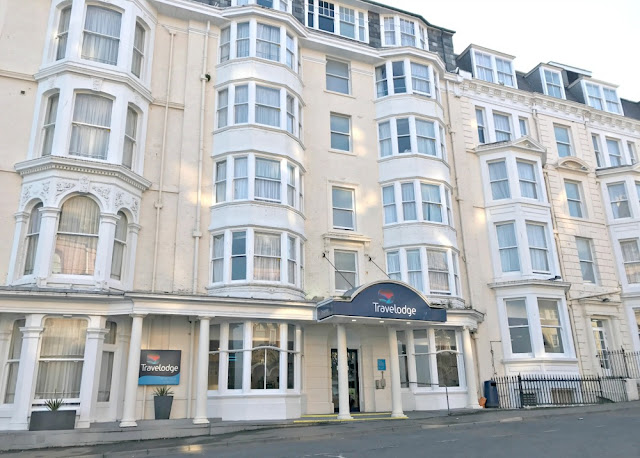 Travelodge Scarborough, St Nicholas Hotel, Travelodge, Scarborough, St Nicholas Hotel Building, Travelodge Scarborough St Nicholas Hotel