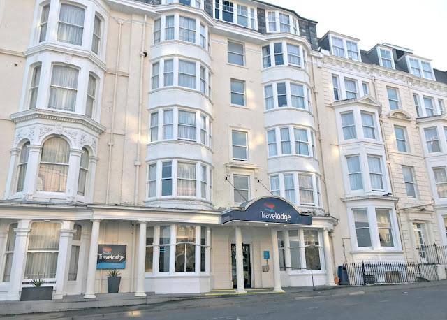 Travelodge Scarborough, St Nicholas Hotel, Travelodge, Scarborough, St Nicholas Hotel Building, Travelodge Scarborough St Nicholas Hotel