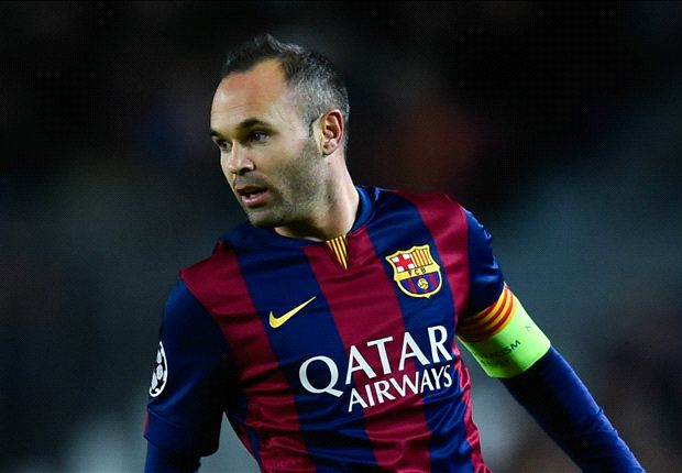 Central Midfielder -Best Players In Soccer Positioning- Andres Iniesta