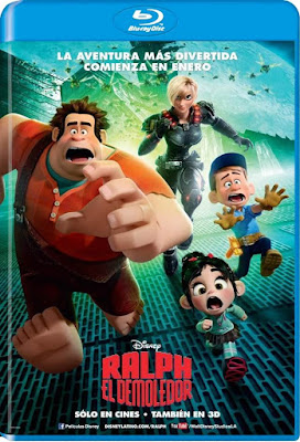 Wreck-It Ralph 2012 BD25 Latino