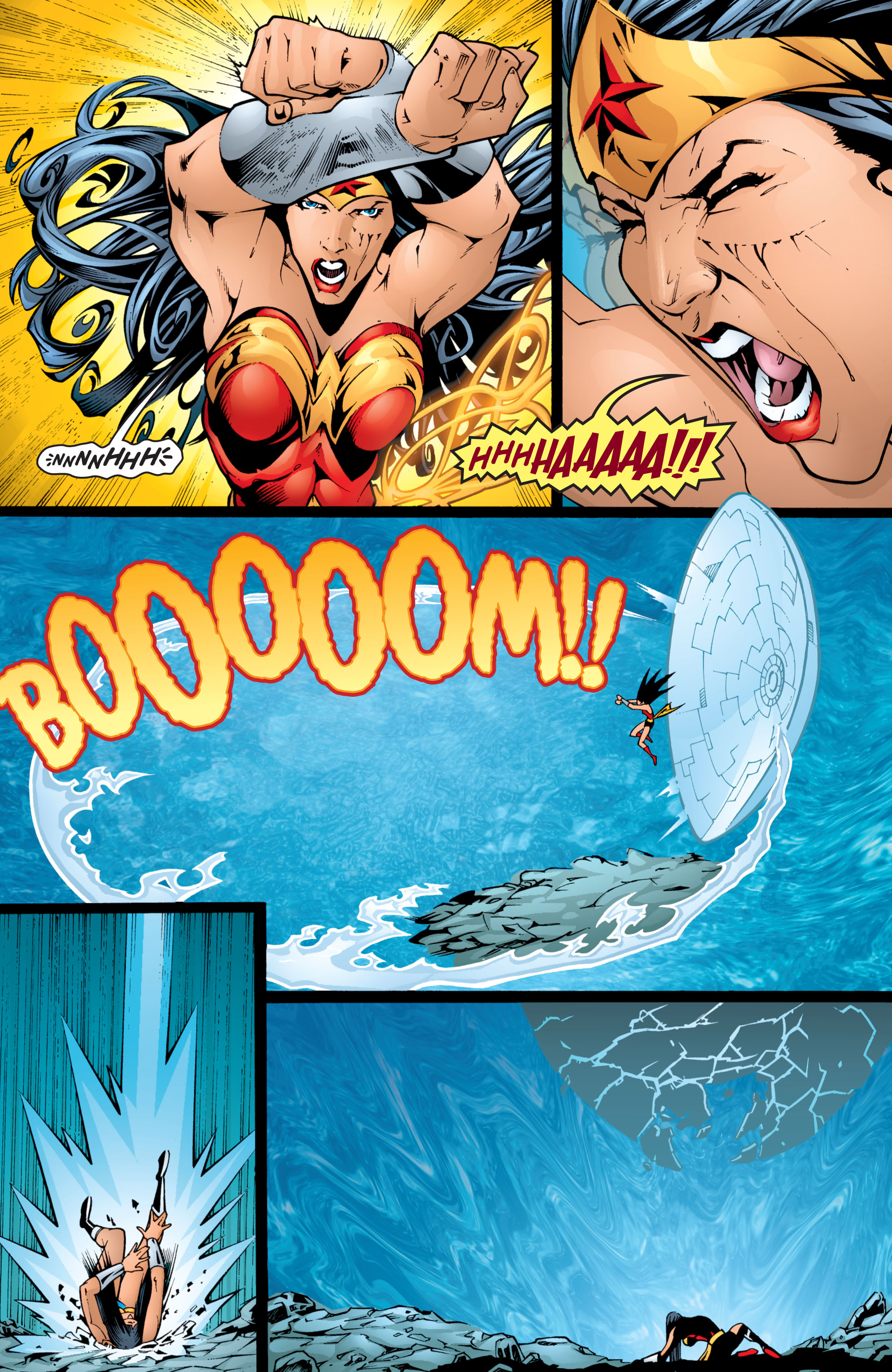 Read online Wonder Woman (1987) comic -  Issue #201 - 15