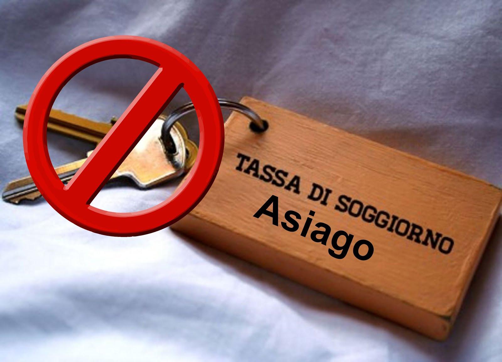 SìAmo Asiago Insieme per l\'Altopiano: Tassa di soggiorno ad Asiago ...