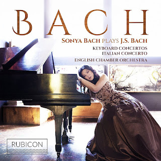 Bach: keyboard concertos - Sonya Bach - Rubicon