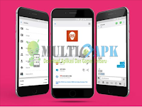 BBM Mod iPhone v3.2.0.6 Apk Official Bubble