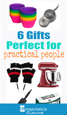 Do you have a very practical person on your gift list? Someone who is really hard to shop for? I understand your pain, because I'm that person who only wants useful gifts and I know how hard it is for my family to buy me anything! But I personally own and love all of these useful gifts for the home, and I know one of them is certain to be the perfect practical gift to buy for the hard-to-shop-for people you love. #practicalgifts #usefulgifts #giftsforwomen #giftsforadults #christmas #giftideas