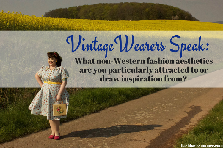 Flashback Summer: Vintage Wearers Speak