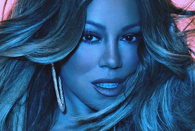 Mariah Carey featuring Ty Dolla $ign - The distance | Random J Pop