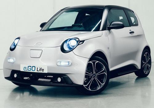 Tinuku Bosch's e.Go Life electric car price 15,900 euros