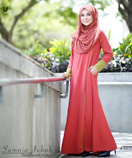 SAMNIA JUBAH  SOLD OUT