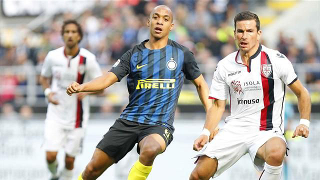 [Video] Cuplikan Gol Inter Milan 1-2 Cagliari (Liga Italia)