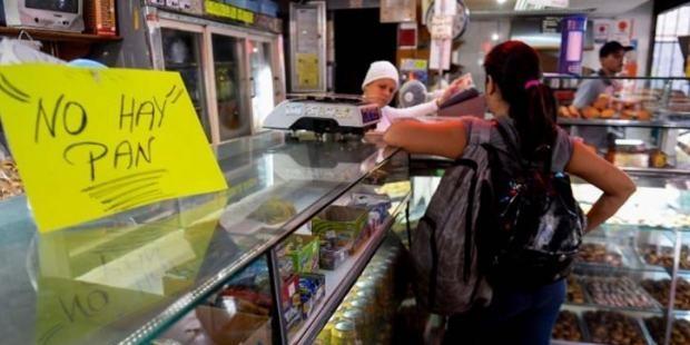 Venezuela em 'guerra do pão'