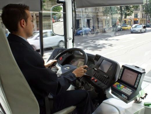 Trabajo para conductores