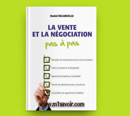 La vente et la négociation pas à pas PDF