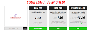 Create Your Own Logo - Free Logo Maker - It's Free- Technicalvkay.com