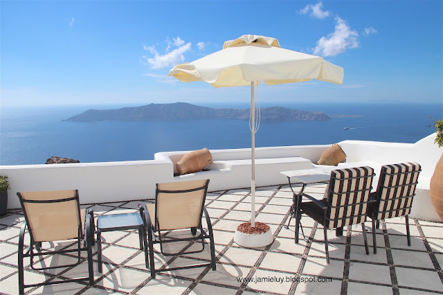 Places to Stay - Hotel Accommodation - Vallais Villa, Santorini