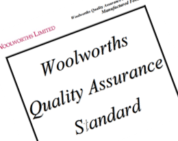 Contact Woolworths Corporate