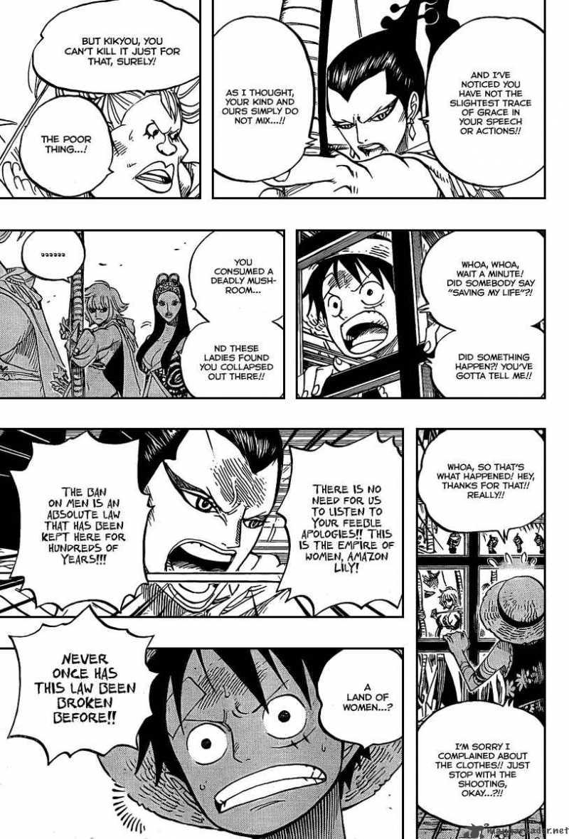 One Piece 515
