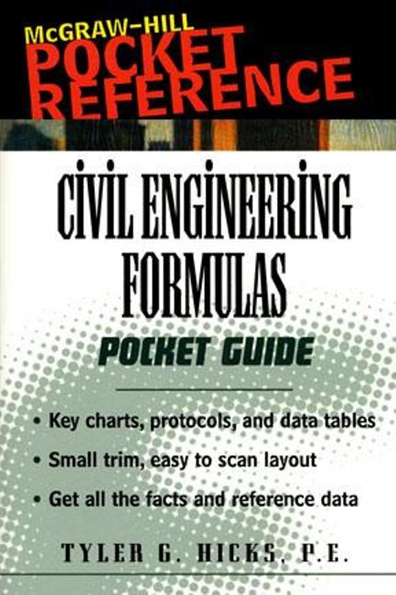 civil engineering formulas tyler  hicks freelibrosme