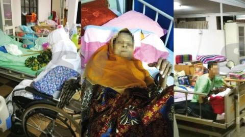 Astagfirullah, Kalimat Terakhir Anak yang Titipkan Ibu ini ke Panti Jompo Sungguh Menyakitkan