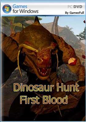 Dinosaur Hunt First Blood PC Full [MEGA]