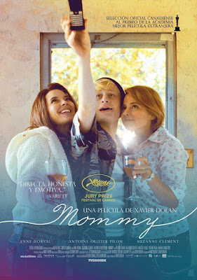 Mommy 2014 DVD R2 PAL Spanish