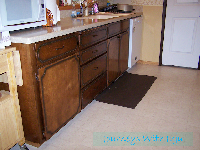 Journeys with juju kitchen cabinet makeover researching for Aki kitchen cabinets