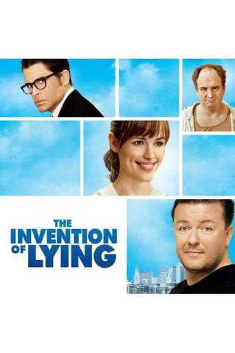 The Invention of Lying (2009) ταινιες online seires xrysoi greek subs