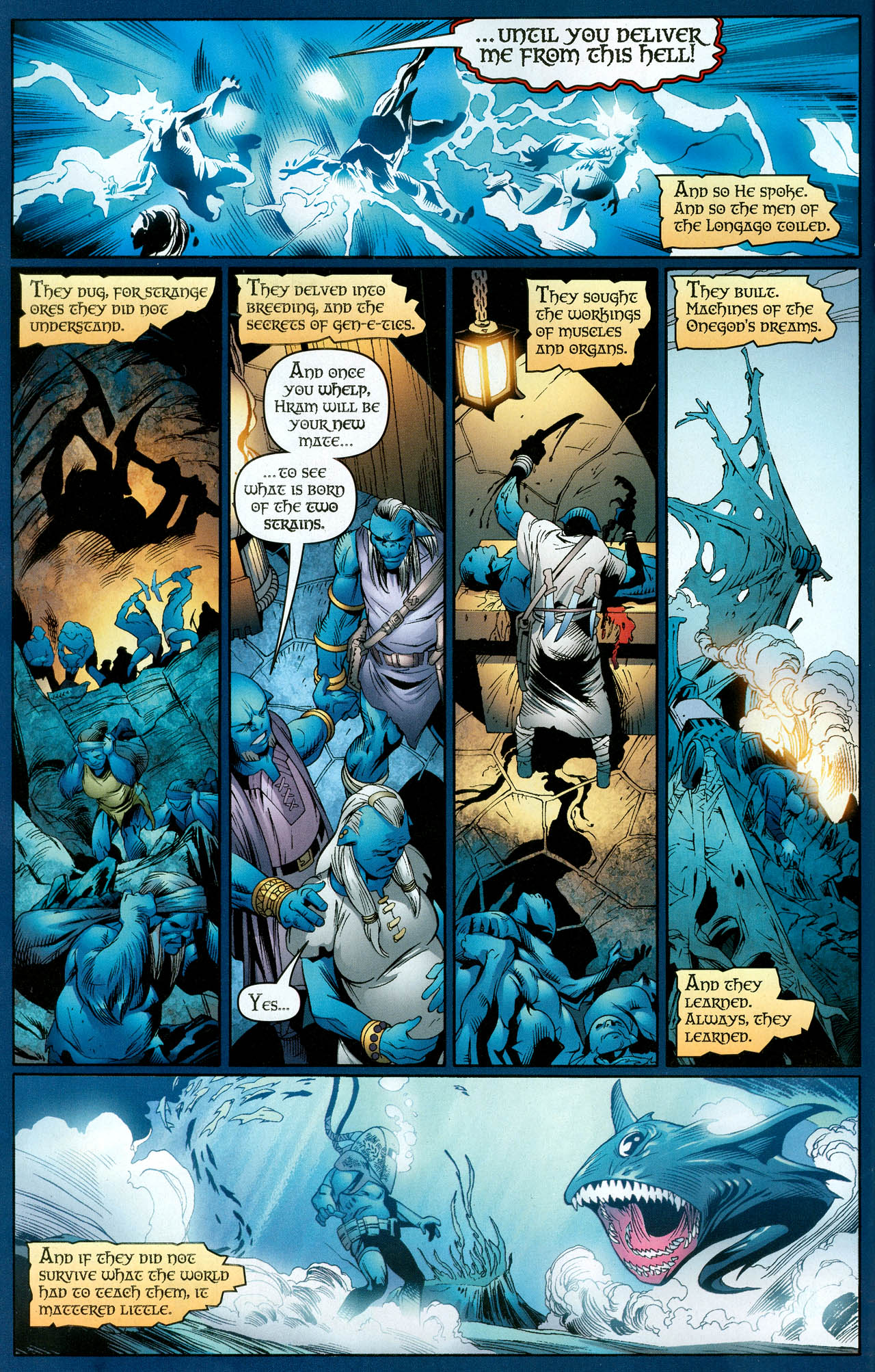 Read online Trinity (2008) comic -  Issue #30 - 9
