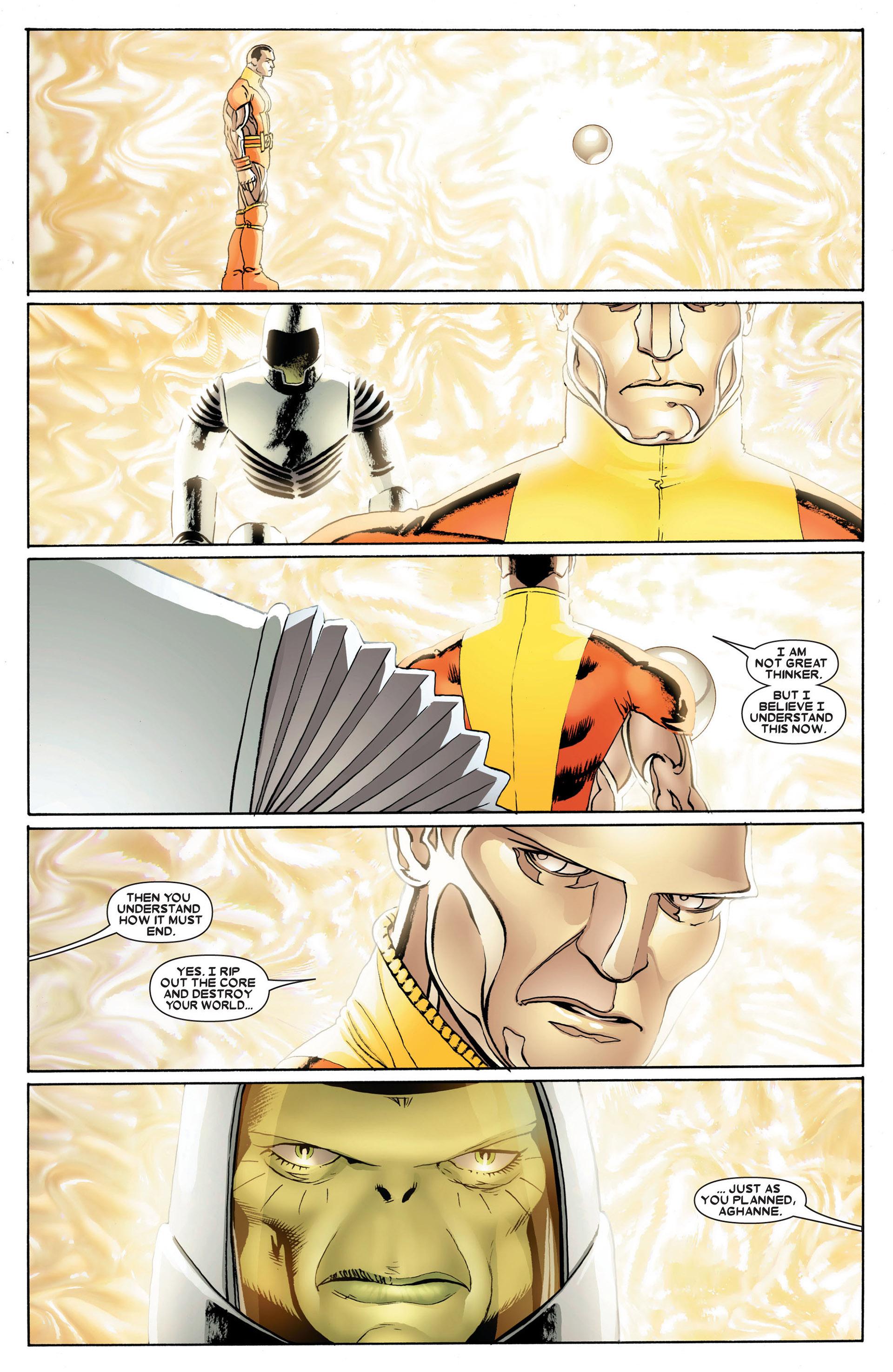 Read online Astonishing X-Men (2004) comic -  Issue #24 - 19