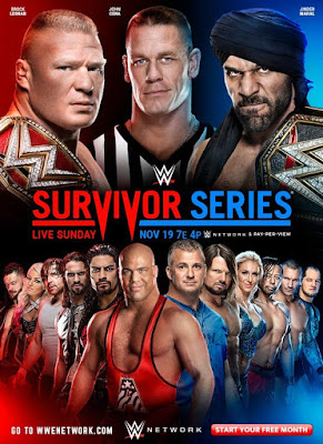 WWE Survivor Series 2018 Custom HD Latino 5.1