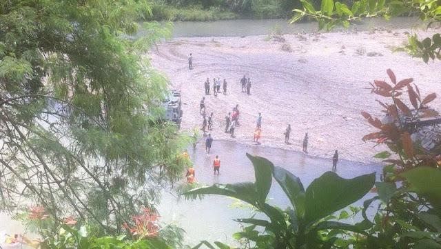 Alamak! Tank TNI Tenggelam di Purworejo, Dua Orang Meninggal Dunia