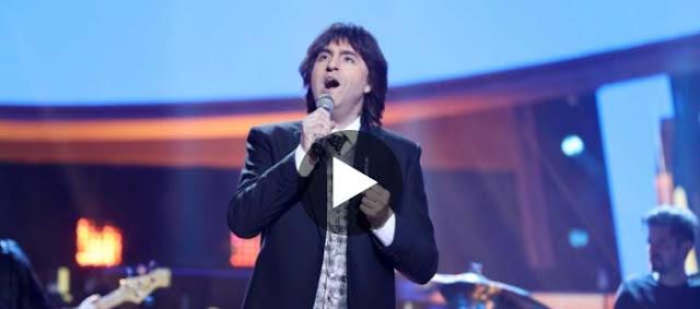 raul perez ganador gala tu cara me suena especial eurovision
